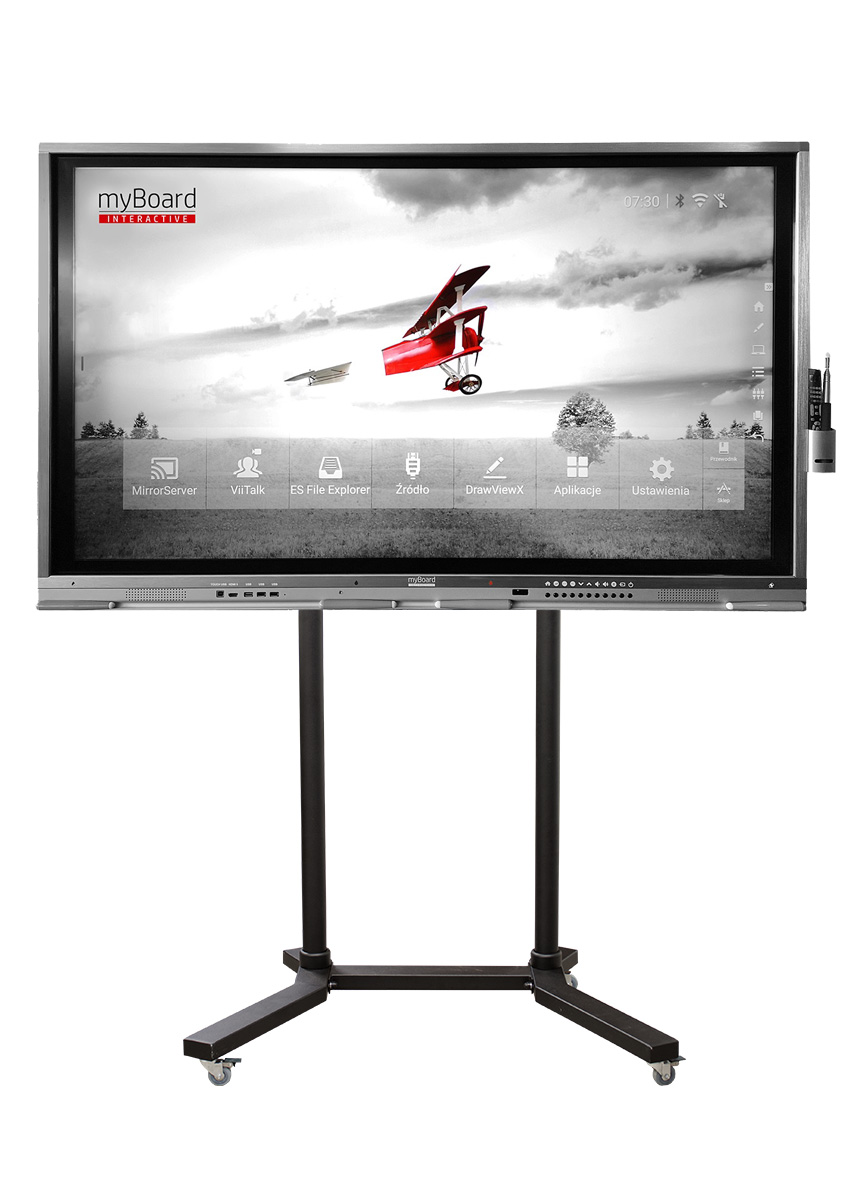 Monitor interaktywny myBoard Grey TE-MP 65